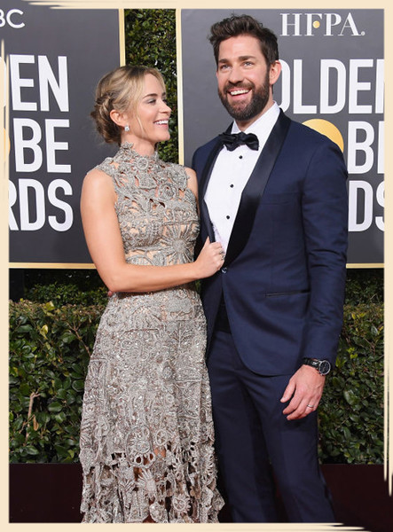The Cutest Couples At The 2019 Golden Globes