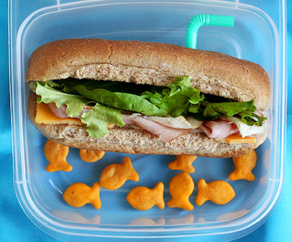 Fun & Healthy Ideas For School Lunches