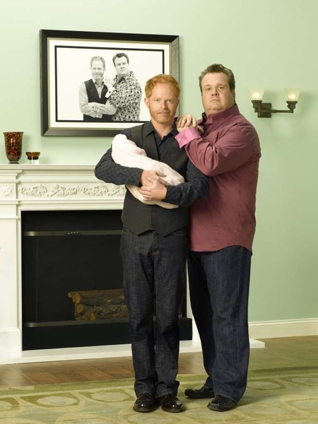 Cam and Mitchell from 'Modern Family'