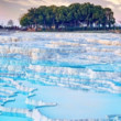 Thermal Pools, Pamukkale, Turkey