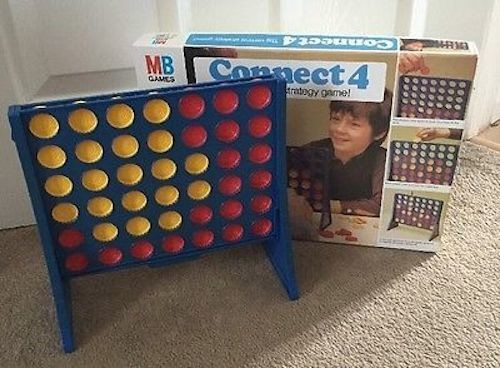 1976: Connect Four