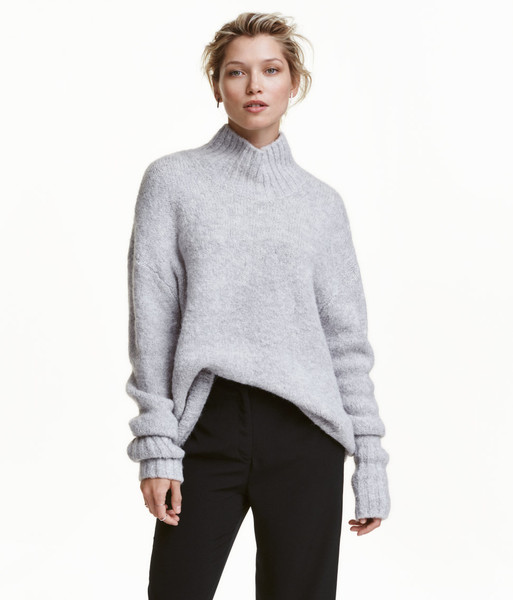 Extra Long Knit Sleeves