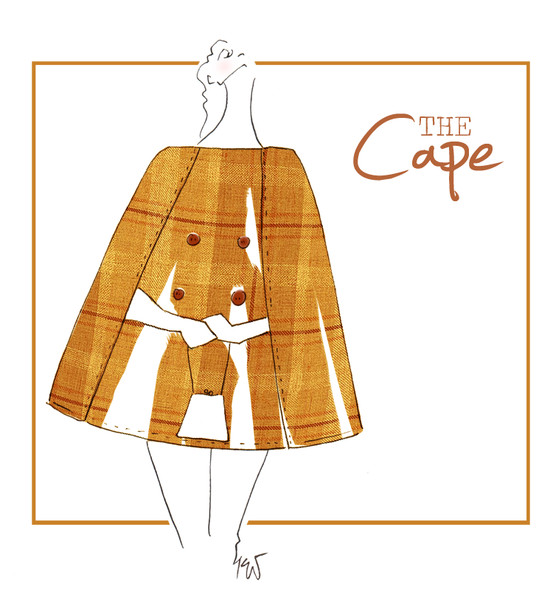 Winter Style Staple: Capes