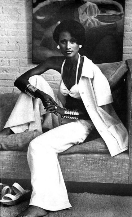 Beverly Johnson, Vogue 1974 - '70s Style Inspiration ...