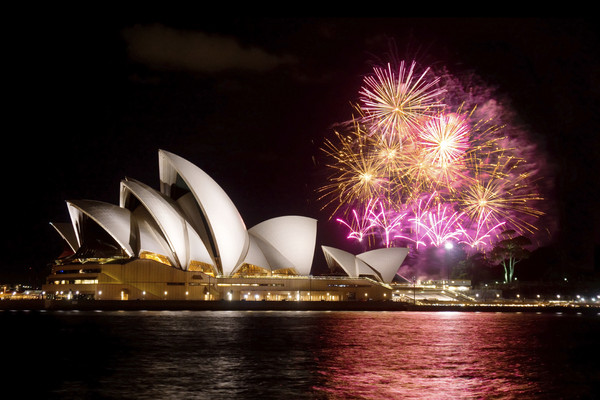 So THIS Is Where You Should Celebrate NYE Next Year