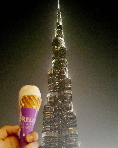 Delectable Dubai