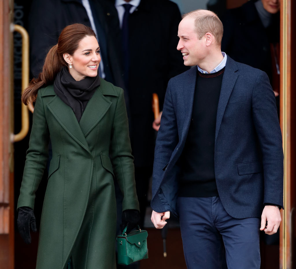 A Breakdown Of The Royal Rumors Surrounding William, Kate, And Rose Hanbury