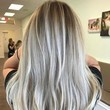 Cool Toned Platinum Hair