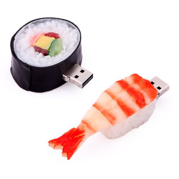 Sushi Flash Drives