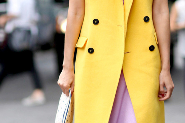 What to Wear: With Yellow