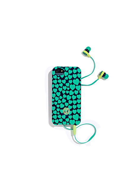 Coordinating Case and Earbuds