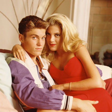 Donna and David from 'Beverly Hills 90210'