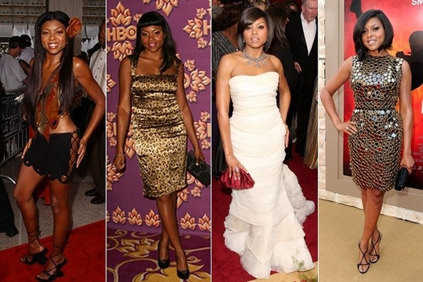 The Style Evolution of Taraji P. Henson
