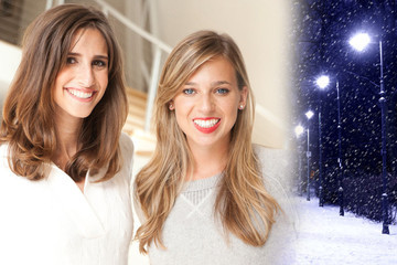 You Complete Me: theSkimm Founders' Sanity Walk
