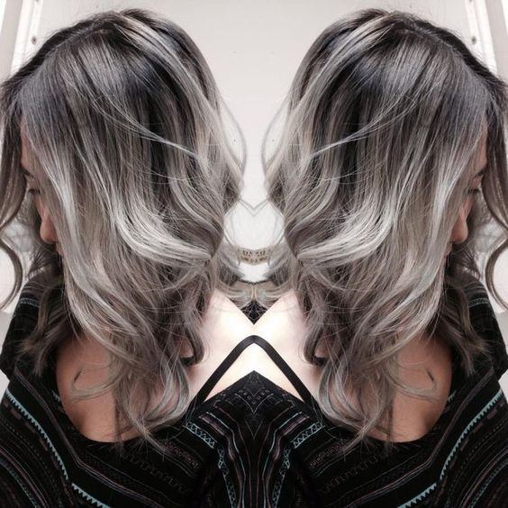 The Perfect Silver Color Melt