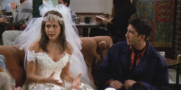 '90s Wedding Trends You Forgot About