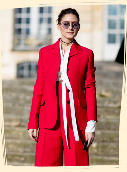 Fabulous Winter Street Style From Paris Couture Week Spring 2018