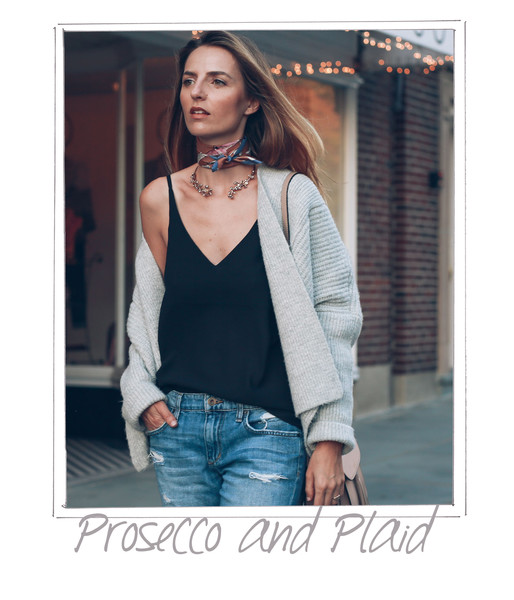 705f78fe912 Jessica Kirby of Prosecco   Plaid - The Best Style Blogger in Every ...