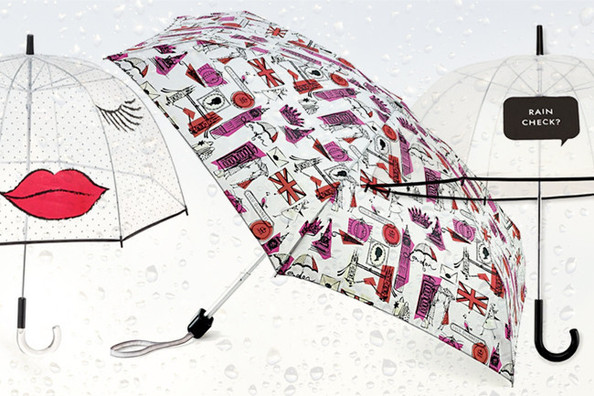 Market Watch: Stylish Umbrellas