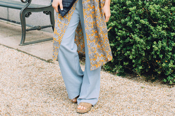 Ditch Your Skinny Jeans for These Wide Leg Pants