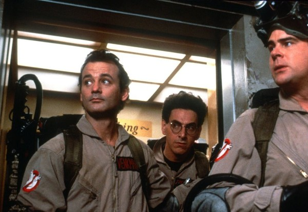 'Ghostbusters'