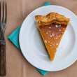 OHIO: Honey Vinegar Pie at O Pie O in Cincinnati