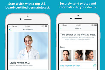 This Dermatology App is Your Skincare Fairy Godmother