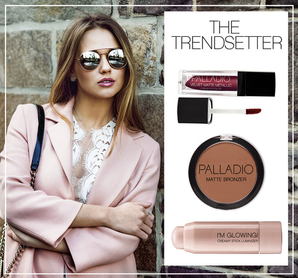 Palladio Beauty's Trendsetter Kit