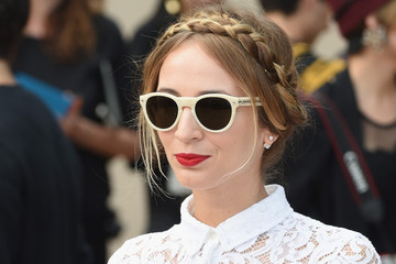 Hair Trend to Try: Milkmaid Braids