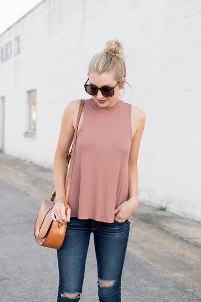 How to Wear the High Neckline Trend