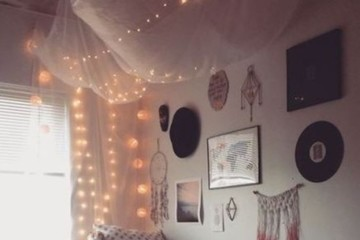 DIY Ideas That'll Make Your Dorm Room Feel Like Home