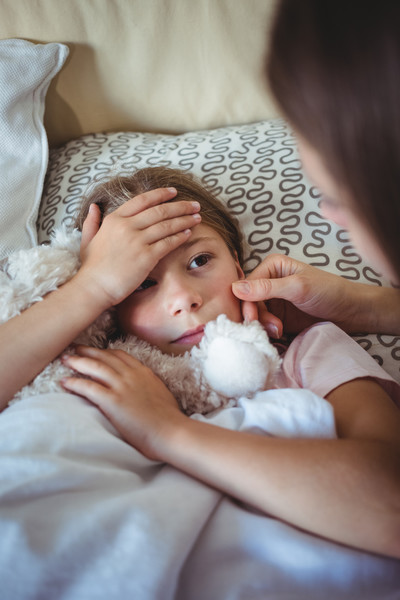 Your kids are sick all the time