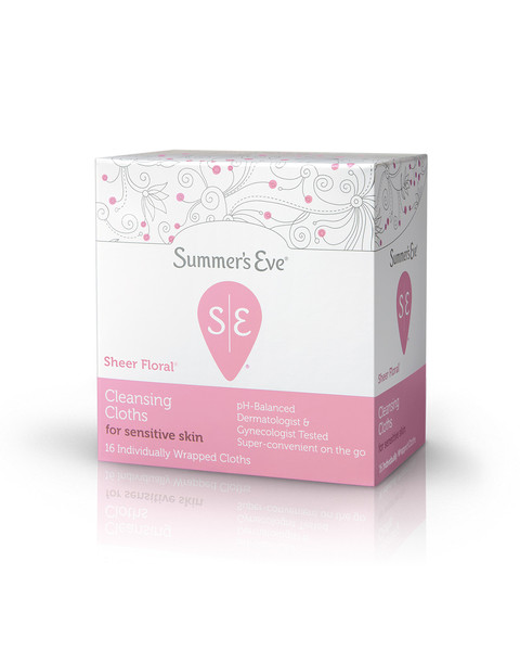Summer's Eve Cleansing Wipes