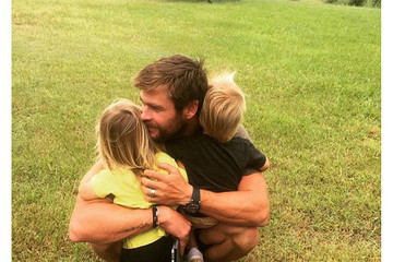 Proof: Chris Hemsworth is the Sweetest (and Hottest) Celeb Dad
