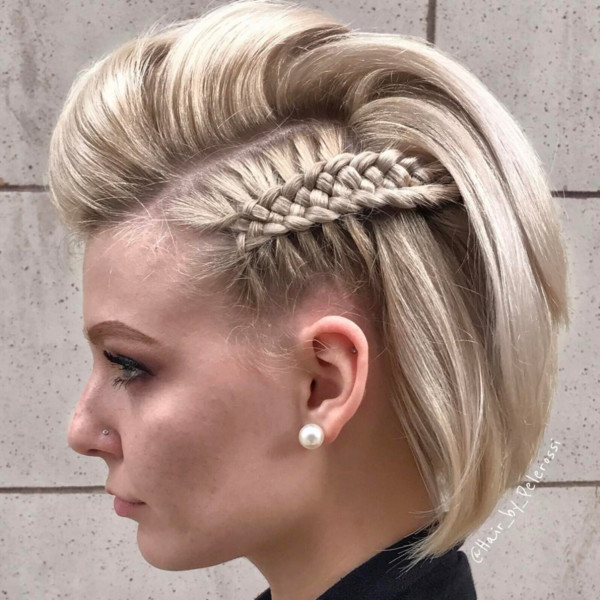 Five-Strand Accent Braid