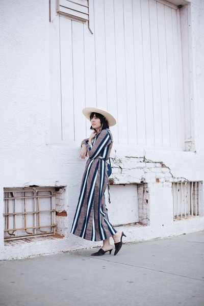 Rock Breezy Stripe Dresses