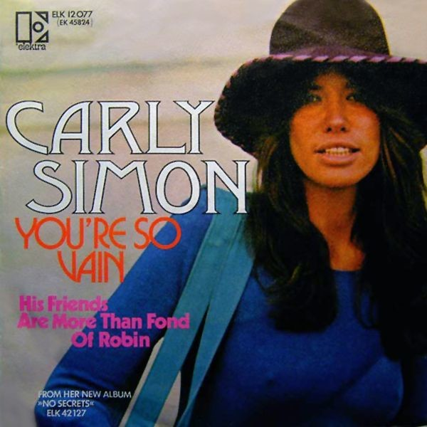 1971-1972: Carly Simon