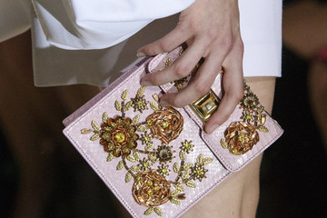 Can We Please Have These Paris Runway Purses?