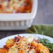 Apple & Bacon Sweet Potato Casserole