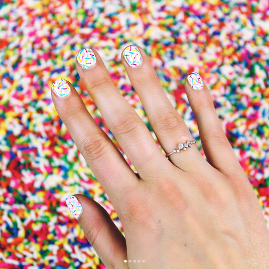 Candy Nails (Sprinkles)