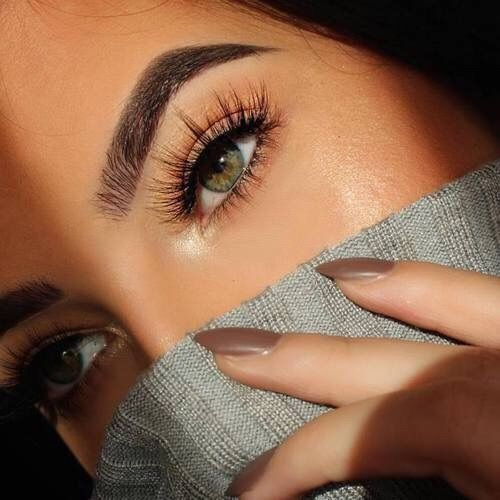 Curl Your Lashes Beforehand