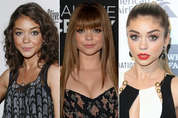 Then and Now: Sarah Hyland's Style Transformation