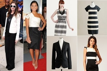 On Trend: Black and White