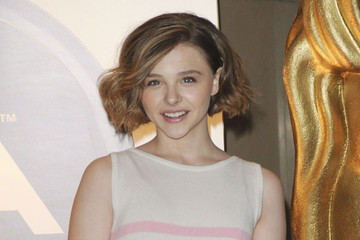 Get Chloe Moretz's Holiday Hair for Teens