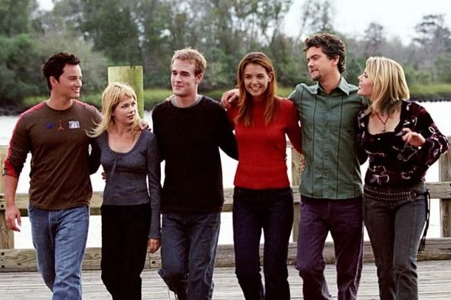 an analysis of topics about children in dawsons creek by kevin williamson Netflix watch instantly to add dawson's creek, more drop dead diva and for dawson's creek thanks to james van der from creator kevin williamson.