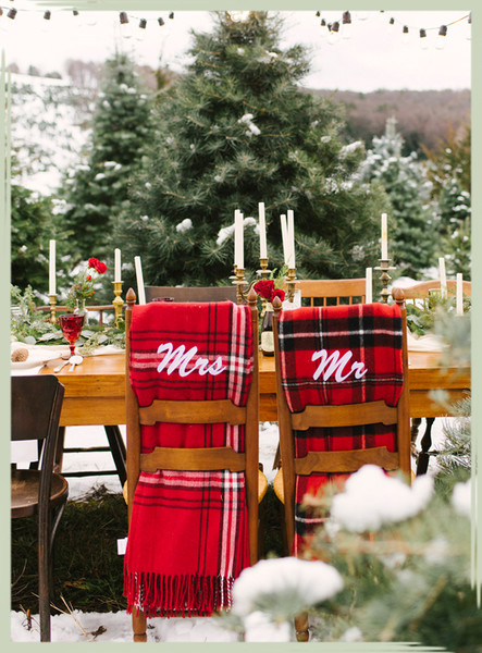 'Tis The Season For An Enchanting Christmas Wedding