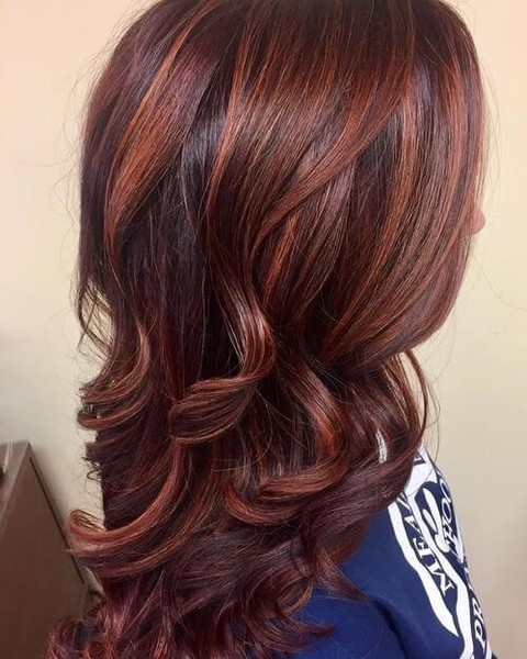 Red Brown Color