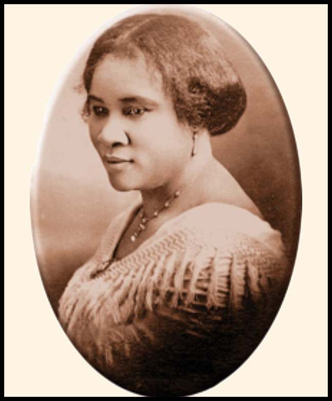 Madam C.J. Walker: Women Who Have Changed History