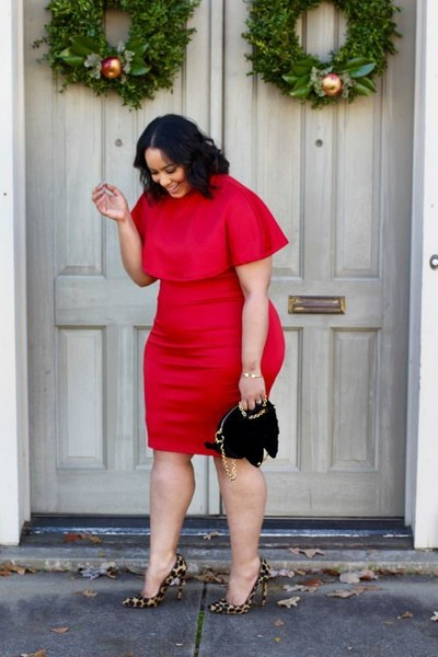 Plus Size Holiday Party Outfits To Slay In