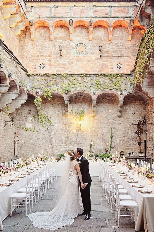 Florence Italy The Most Beautiful Destination Wedding